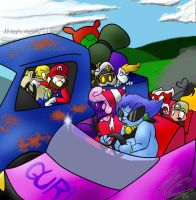 After Adventure Road-Trip by BatLover800