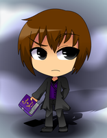 Chibi Garrow by Sakura-wind