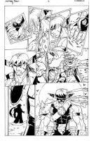 Shattered Realm issue 3 pg 12 by DamageArts