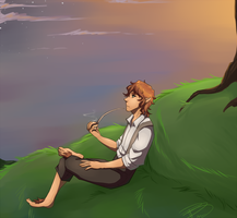 Bilbo Baggins by DeceptiveShadow