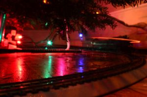 Ghost of Christmas Trains Past by CSX5344