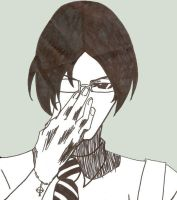 BL: Uryu Ishida by Before-I-Sleep