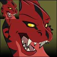 Kaiser Head Shot Icon 2011 by AirRaiser