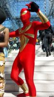 I am not the Iron Spider.. i am now the CREEPER! by Kitedot