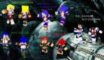 Star Ocean Minecraft Skins by Starocean980