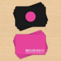 Business Cards by simplecandy