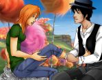 Lorax - Once-ler x Aurora - Breathless - Chapter 1 by SetoAngel01