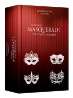 Mask brushes or Masquerade brushes by emperorwarion
