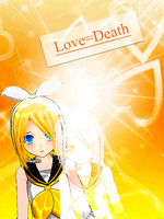 [MMD] Kagamine Rin ::Love=Death:: by Asa-Chi
