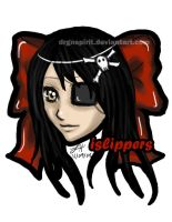 GA: islippers Headshot by aisazia