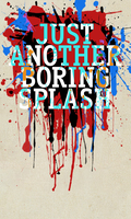 Just Another Boring Splash 2 by underpk