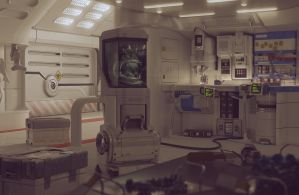 Archeo Facility by Freemotions