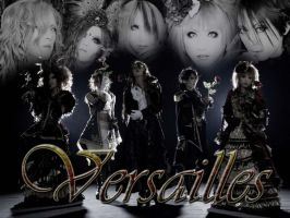 Versailles by Selune-Greenleaf