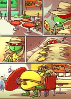 Sumo pizza 1 by RickyDemont