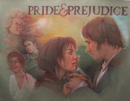 Pride and Prejudice by limzhilin
