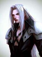 FF7: Sephiroth by IIclipse
