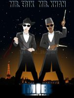 Messieurs in Black by Raphael2054