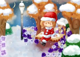 It's Winter time! by Le-Vane