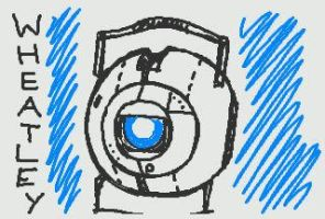 Wheatley Sketch by PATUX3T
