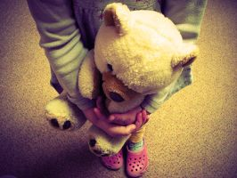teddy by lovepeacephotography