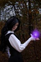 The Witcher. Yennefer (archive) by Fealin-Meril