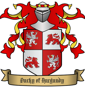 Duchy of Burgundy alternate by The-Lord-Marshal