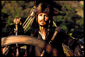Captain Jack Sparrow by ironicPOP