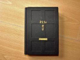 221b notebook by alatarielarfeiniel