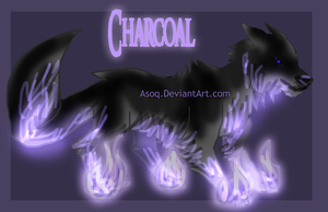 Art Trade: Charcoal by Asoq