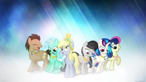 Wallpaper - The Ultimanesix by romus91