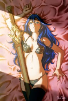 lucina by akairiot