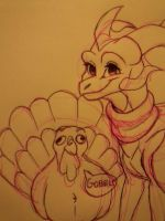 happy turkey day C: by aacrell