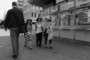 Postcard from Wien 08a by JACAC