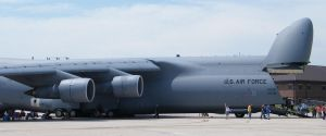 C-5 on display by wolf74145