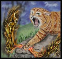 Fireheart's Element by Celleno