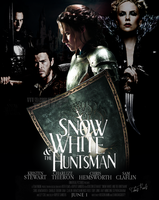 Snow White and The Huntsman by thaisrods