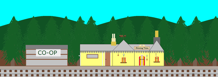 Shining Time Station (update 3) by pauloddd2007