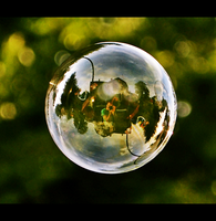 bubble. by MateuszPisarski