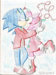 12 Christmas: Two hedgehogs... squashed =3 by CAPTAIN-CHETO