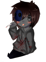 Eyeless Jack by NekoNekoMewX3