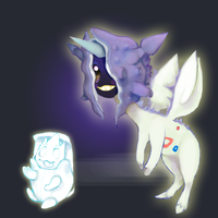 PKMNation: Sariel is evolving! by Nefepants
