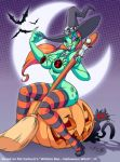 Carlucci's Witchie Boo by eltonpot
