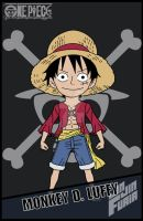 Monkey D.Luffy by jimjimfuria1