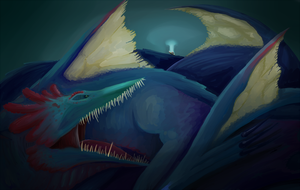 The Leviathan by Pseudo-Strawberry