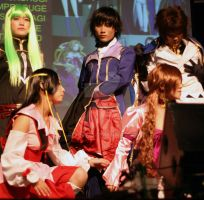 Code Geass Partial Group by reverseg