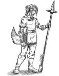 Aika in Hylian Garb by Uncle-Bang