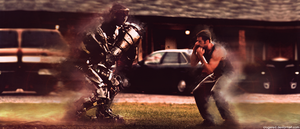 Real Steel by Crugered