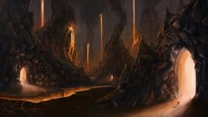 Hell Concept by hayleymerrington