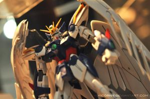 Wing Gundam by nikicorny
