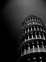 Leaning Tower of Pisa by keatonjohnson